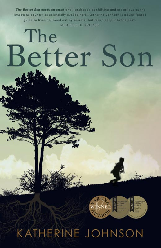 katherine johnson the better son cover